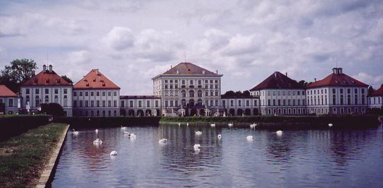 A Jacobite Gazetteer Bavaria Munich Schloss Nymphenburg