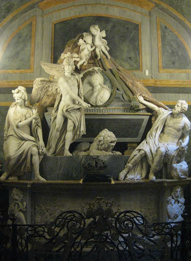 Tomb of King Charles Emanuel III of Sardinia