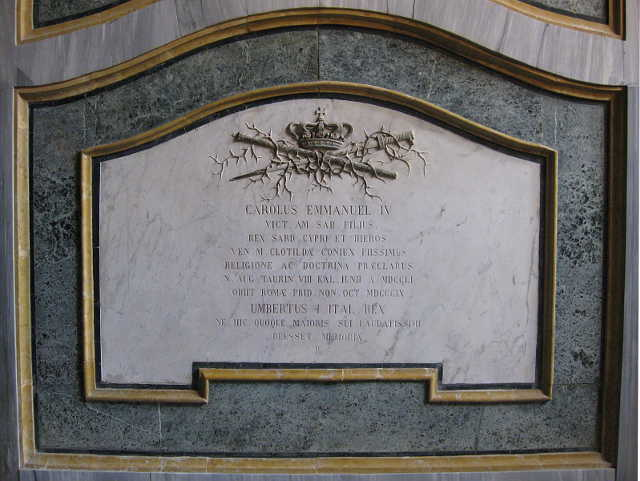 Monument to King Charles IV